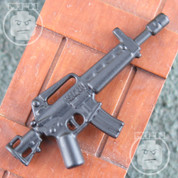T86 Matt Finish LEGO minifigure compatible Assault Rifle