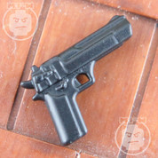 Desert Eagle Matt Finish LEGO minifigure compatible Pistol