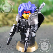 Herotus LEGO compatible Minifigure