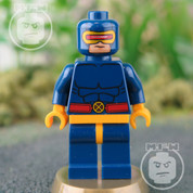 LEGO Marvel Super Heroes Cyclops Minifigure