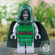 LEGO Marvels Dr Doom Minifigure