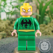 LEGO Marvels Iron Fist Minifigure