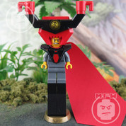 LEGO Movie Lord Business Minifigure