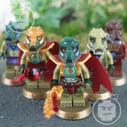 LEGO Legends of Chima 5 Minifigure Set 1
