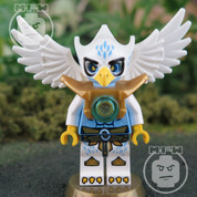 LEGO Legends of Chima Equila Minifigure