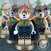 LEGO Legends of Chima 5 Minifigure Set 2