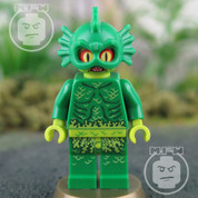 LEGO Moster Fighters Swamp Creature Minifigure