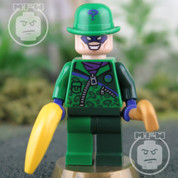 LEGO DC Super Heroes The Riddler Minifigure