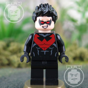 LEGO DC Night Wing Minifigure