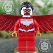 LEGO Marvel Super Heroes Falcon Minifigure