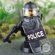 Police Riot Custom LEGO Minifigure