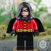 LEGO DC Robin Minifigure