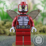 LEGO Marvel Super Heroes Beetle Minifigure