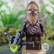 LEGO Star Wars Chewbacca Minifigure