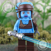 LEGO Star Wars Aayla Secura RARE Minifigure