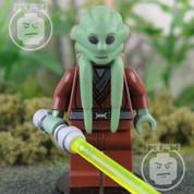 LEGO Star Wars Kit Fisto Minifigure
