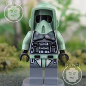 LEGO Star Wars Kashyyyk Scout Trooper RARE Minifigure