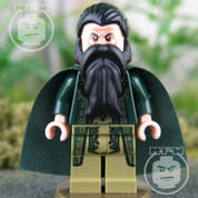 LEGO Marvel Super Heroes The Mandarin Minifigure