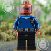 LEGO Marvel Super Heroes Nick Fury Minifigure