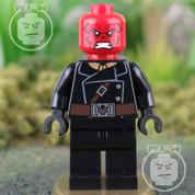 LEGO Marvel Super Heroes Red Skull Minifigure