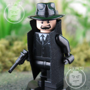 Major Hochstetter LEGO compatible Minifigure