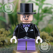 LEGO DC The Penquin Minifigure