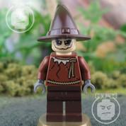 LEGO DC Scarecrow VERY RARE Minifigure