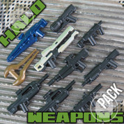 Halo LEGO compatible Weapons Pack