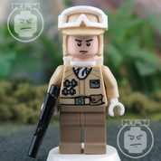LEGO Star Wars Rebel Snow Trooper  1 Minifigure