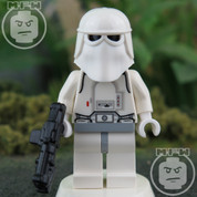 LEGO Star Wars Imperial Snow Trooper Minifigure