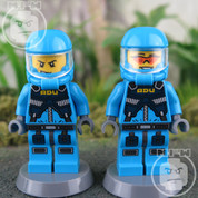 LEGO Alien Conquest 2 Minifigure Set 1