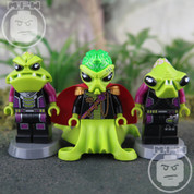 LEGO Alien Conquest 3 Minifigure Set 2