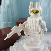COD Winter Assault LEGO compatible Minifigure
