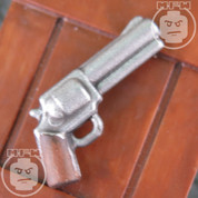 Colt Python LEGO minifigure compatible Revolver