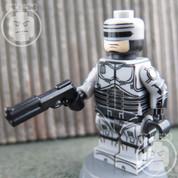 Robocop LEGO compatible Minifigure