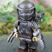The Predator LEGO compatible Predator Minifigure
