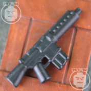 NATO AR Matt Finish LEGO minifigure compatible Weapon