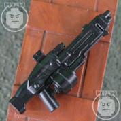 RG-9M LEGO minifigure compatible Railgun