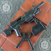 M249SAW LEGO minifigure compatible Machine Gun