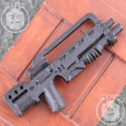 Futre FAMAS LEGO minifigure compatible Rifle