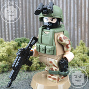Ranger Elite LEGO compatible Minifigure Soldier
