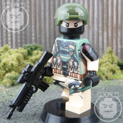 Seal Elite LEGO compatible Minifigure Soldier