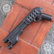 M870s Matt Finish LEGO minifigure compatible Shotgun