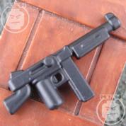 M1A1 Thompson Matt Finish LEGO minifigure compatible SMG