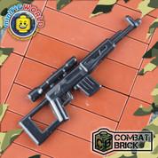Dragunov LEGO minifigure compatible Sniper