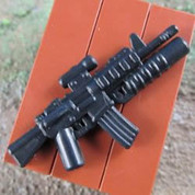 M4A2 with M203