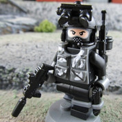 Navy Seal 2 Custom LEGO Minifigure