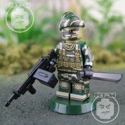 LEGO Jungle Commando Minifigure