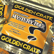 Golden Crate Mystery Pack