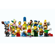 Lego Simpsons Series Full Set